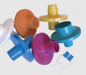 Spirometry Bacterial Viral Filters