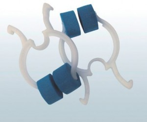 Spirometry Foam Pad Nose Clips
